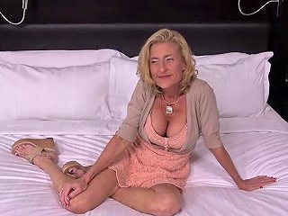 Mature Nympho Cougar Fucks Your Cock Like Teenager Pov Hd