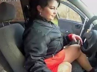 Amputee Fixing Car