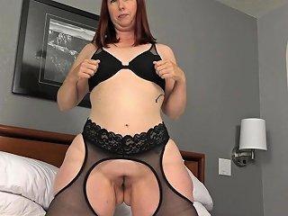 Bbw Milf Scarlett's Hard Nipples Need Attention Nuvid